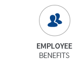 employee benefits insurance icon